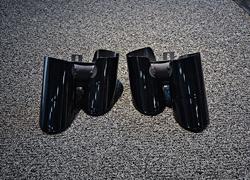 新款帕拉梅拉四出阀门排气改装尾气管原装款